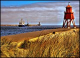 Ship Leaving by Dunstickin, photography->boats gallery