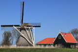 Oterleek Mill by Paul_Gerritsen, Photography->Architecture gallery