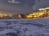 Winter Sun by Mannie3, computer->landscape gallery