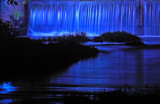 Blue Nights by SatCom, Photography->Waterfalls gallery