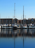 Eveningat the Marina by shedhead, photography->boats gallery