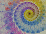 Neverending Spiral by Joanie, Abstract->Fractal gallery