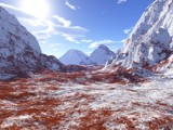 Mournful Tundra by phoenixashes, Computer->Landscape gallery