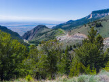 Leaving the Bighorn Mountains by Pistos, photography->mountains gallery