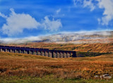 Ribblehead Viaduct by biffobear, photography->bridges gallery