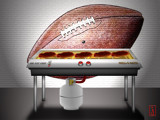 Let's Tailgate! by Jhihmoac, Illustrations->Digital gallery