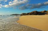 Sandy shore by Samatar, photography->shorelines gallery
