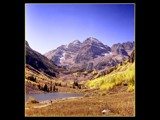 Maroon Bells by fotobob, Photography->Mountains gallery