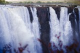 Just a man fishing on Victoria Falls by mystic_january, photography->waterfalls gallery