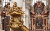 St. Stephan's Cathedral, pulpit by Paul_Gerritsen, photography->architecture gallery