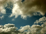Cottony, Carolina skies... by humbleman, Photography->Skies gallery