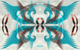 Phoenix Philosophy by Flmngseabass, abstract gallery