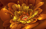 July Orange by Frankief, abstract->fractal gallery