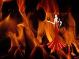 Fire by PrettyFae, illustrations gallery