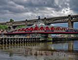 Swing Bridge by biffobear, photography->bridges gallery