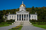 Vermont's State Capitol by phasmid, Photography->Architecture gallery