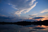 Blue Sunset by Silvanus, photography->sunset/rise gallery