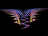 Flying South by J_272004, Abstract->Fractal gallery