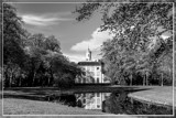 Mansion In The Fall by corngrowth, contests->b/w challenge gallery