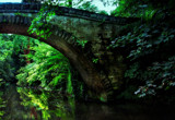 Jesmond Dene 9 by biffobear, photography->bridges gallery