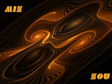 MIZ-ZOU by Hottrockin, Abstract->Fractal gallery