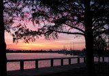 River Front Piers by allisontaylor, Photography->Sunset/Rise gallery