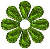 Green Silk Flower by ccmerino, Photography->Manipulation gallery