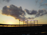 Skies Over Oriole Park by Pfaff, Photography->Skies gallery
