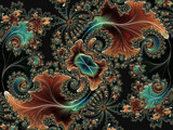 Indian Summer by tealeaves, Abstract->Fractal gallery