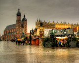 Main Square in Cracow by kanapon, Photography->City gallery