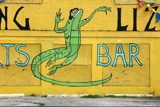 Leaping Lizard Bar by jojomercury, Illustrations->Traditional gallery