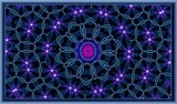 Framed Fractal by mesmerized, abstract gallery