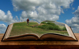 Bookworm by 0930_23, photography->manipulation gallery