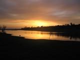 Sunset at horseshoe lake by treenbebe, photography->sunset/rise gallery