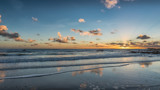 Sunset at the beach by Genver, photography->sunset/rise gallery