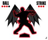 Vampire Umpire by Jhihmoac, illustrations->digital gallery