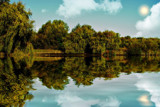 Shibdon Water by biffobear, photography->shorelines gallery