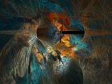 Mysterious Marble Maze by jswgpb, Abstract->Fractal gallery