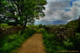 Stainforth Bridleway by biffobear, Photography->Landscape gallery
