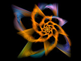 Shadow Flower by jswgpb, Abstract->Fractal gallery