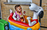 Zari Loves Snoopy by Jimbobedsel, photography->people gallery