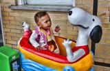 Zari Loves Snoopy by Jimbobedsel, photography->people gallery