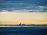 Melbourne across the bay by Steb, photography->city gallery