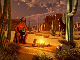Home on the Range by WENPEDER, Computer->3D gallery