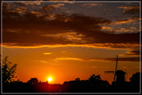 Dutch Sunset by corngrowth, photography->sunset/rise gallery