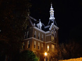 Mercer U At Night by connodado, Photography->Architecture gallery