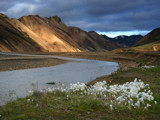 Landmannalaugar sunspots by jma55, Photography->Mountains gallery