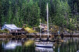 So Still You Can Hear The Lapping by gr8fulted, photography->boats gallery