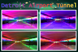 """""""Detroit Airport Tunnel - Many Colours"""" by icedancer, photography->manipulation gallery"""
