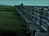 Infinite Walkway to the Mist by Pjsee16, photography->shorelines gallery